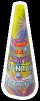 number 4 cone